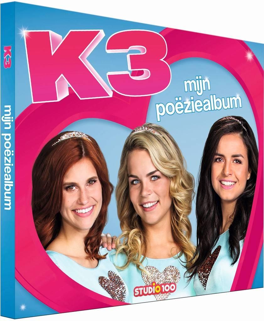 K3 Boek - Poëzie