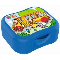 Boîte à biscuits Bumba - bleue