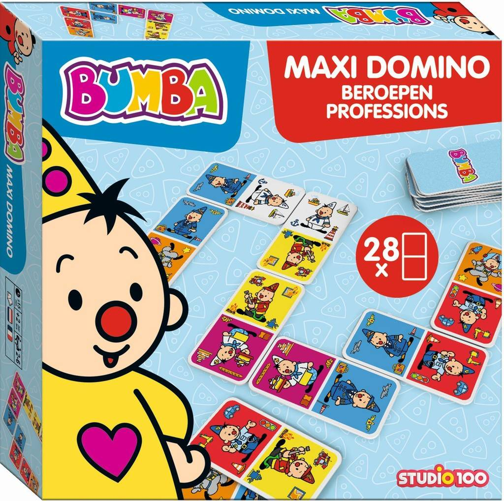 Domino Bumba - Maxi
