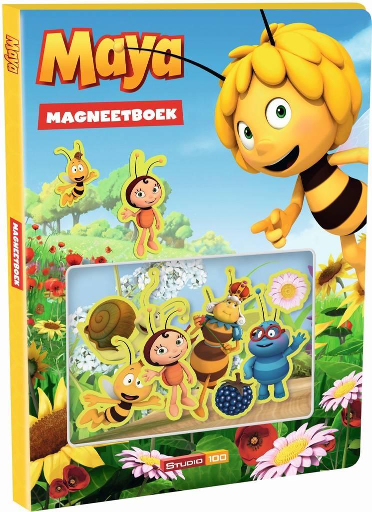 Maya de Bij Magneetboek