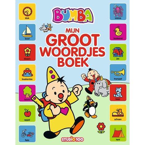 Bumba Boek - Groot woordjesboek