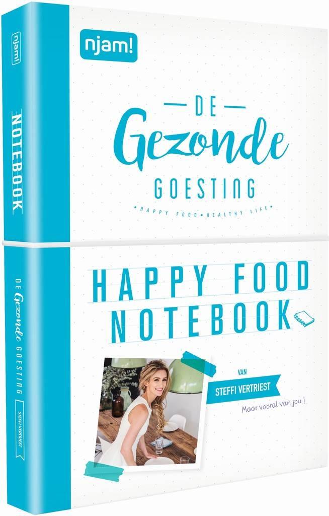 Boek Njam: De gezonde goesting notebook