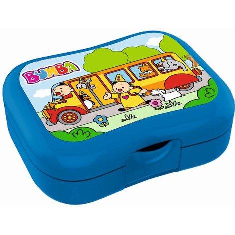 Lunchbox Bumba blauw