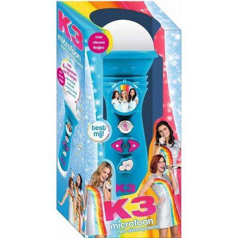 K3 Microfoon met stemopname - Pina Colada