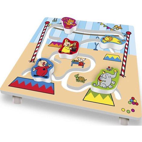 Bumba puzzle coulissant en bois