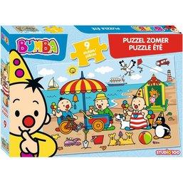 Bumba Puzzel - Zomer 20 stukjes