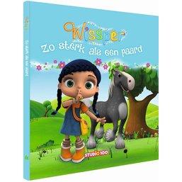 Boek Wissper: Zo sterk als een paard