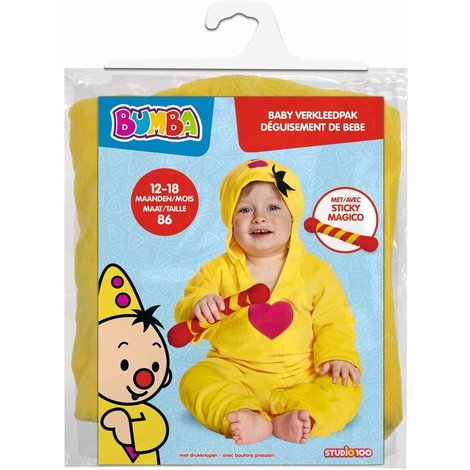Costume de Bumba - Magico