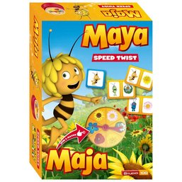 Maya de Bij Reisspel speed twist