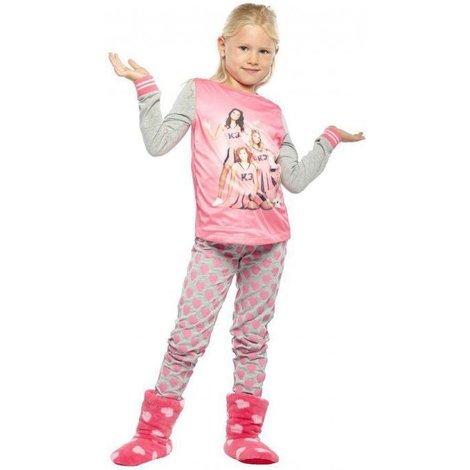K3 Pyjama hartjes