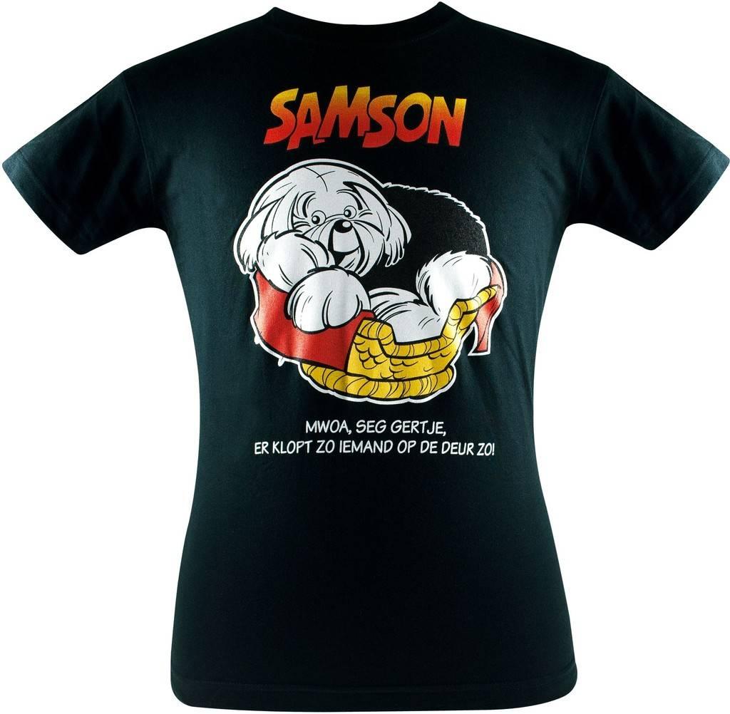 T-shirt Samson & Gert femme