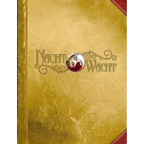 Boek Nachtwacht: Encyclopedie deel 3