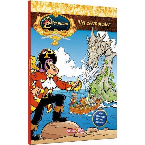 Boek Piet Piraat: Het zeemonster