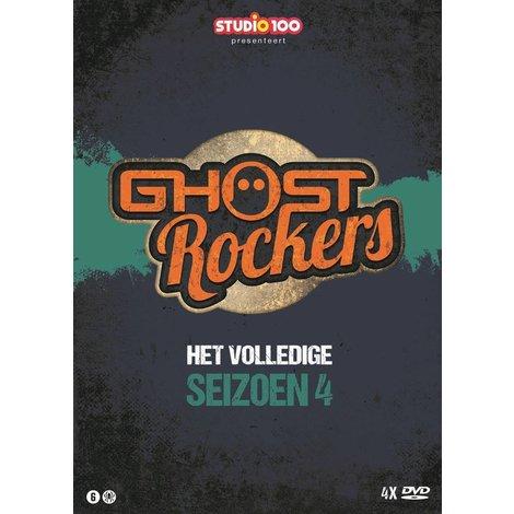 Dvd box Ghost Rockers: seizoen 4