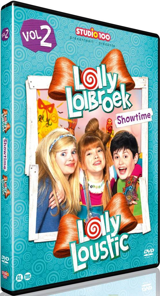 Lolly Lolbroek DVD - Showtime