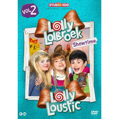 Dvd Lolly Lolbroek: Showtime