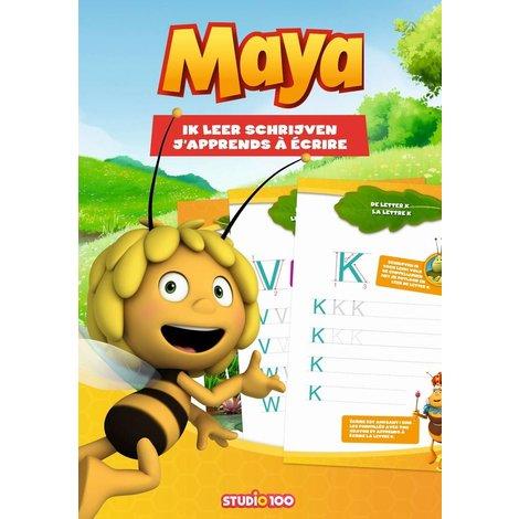 Maya Livre - J'Apprends à écrire