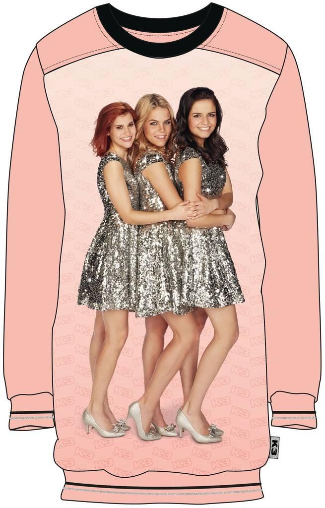 K3 Bigshirt - Glam