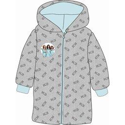 K3 Fleece trui - Snowflakes