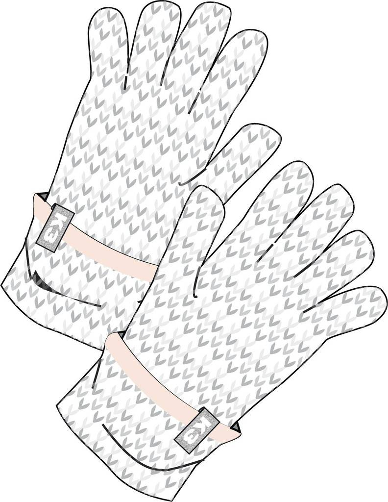 Handschoenen K3 glam