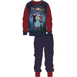 Pyjama Nachtwacht blauw/rood