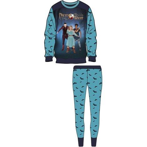 Pyjama Nachtwacht licht blauw