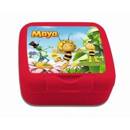 Maya Boîte à biscuits - rouge