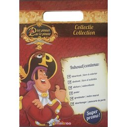 Piet Piraat Boek - Collectie