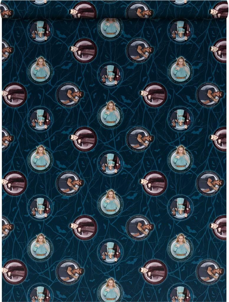Nachtwacht Kaftpapier - 2x vel 100x70 cm