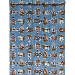 Ghost Rockers Kaftpapier - 2x vel 100x70 cm