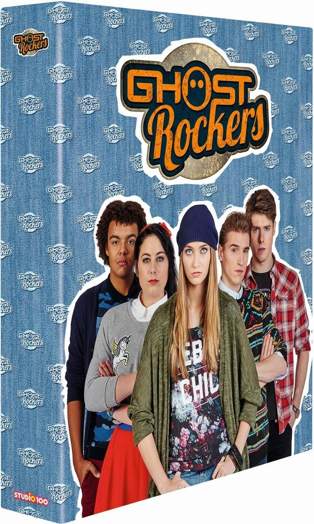 Ghost Rockers Ringband - 2 rings