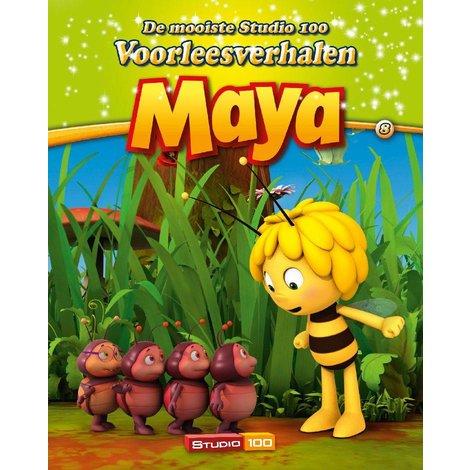 Boek Maya: voorleesverhaal