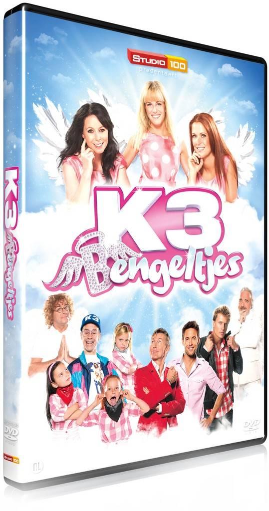 Dvd K3: Bengeltjes