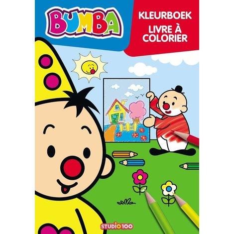 Bumba Kleurboek - Bumbalu