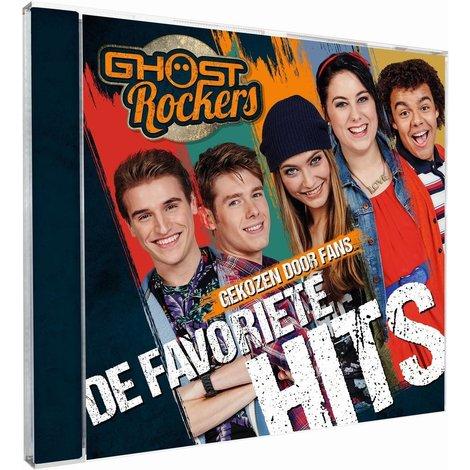 Ghost Rockers CD - Favoriete hits