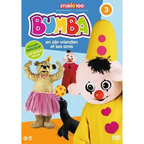 Bumba DVD - Bumba et ses amis vol. 3