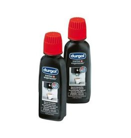 Durgol Swiss espresso 1 pack with 2 bottles