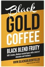 Black Gold Coffee Black Blend Fruity 250 grams