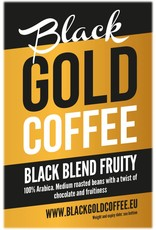 Black Gold Coffee Black Blend Fruity doos