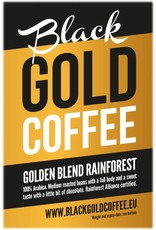 Black Gold Coffee Golden Blend Rainforest doos