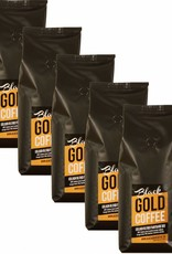 Black Gold Coffee Golden Blend Fairtrade Bio box