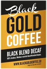 Black Gold Coffee Black Blend Decaf 1000 gram
