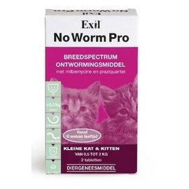 Exil No Worm Pro Kitten 2 tabl.