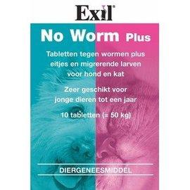 Exil No Worm Plus tabl HK 10 tabl