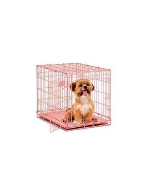 Roze hondenbench