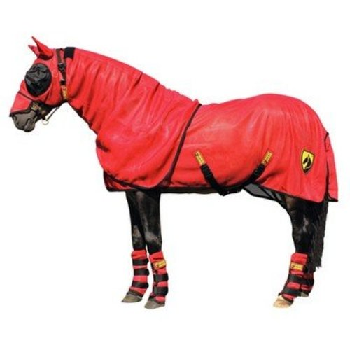 Horse Amor Knockdown sheet (insect shield)