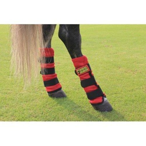 Horse Amor Knockdown leg wraps one size (Insect shield)