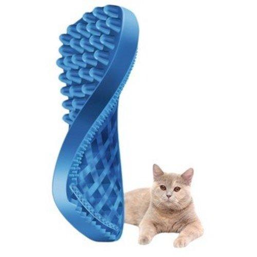 Pet me Borstel voor kortharige katten