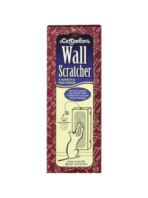 Cat Dancer Wall Scratcher