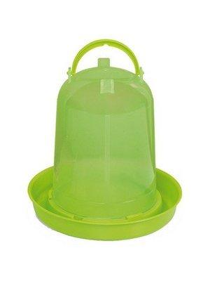 Pluimvee drinktoren 3 liter groen